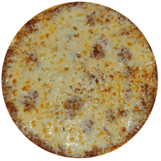 Mince Cheese Pizza